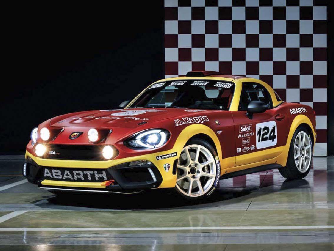El Abarth 124 Rally consigue su segunda victoria en 2RM en Ferrol y una meritoria 6 posición en la general