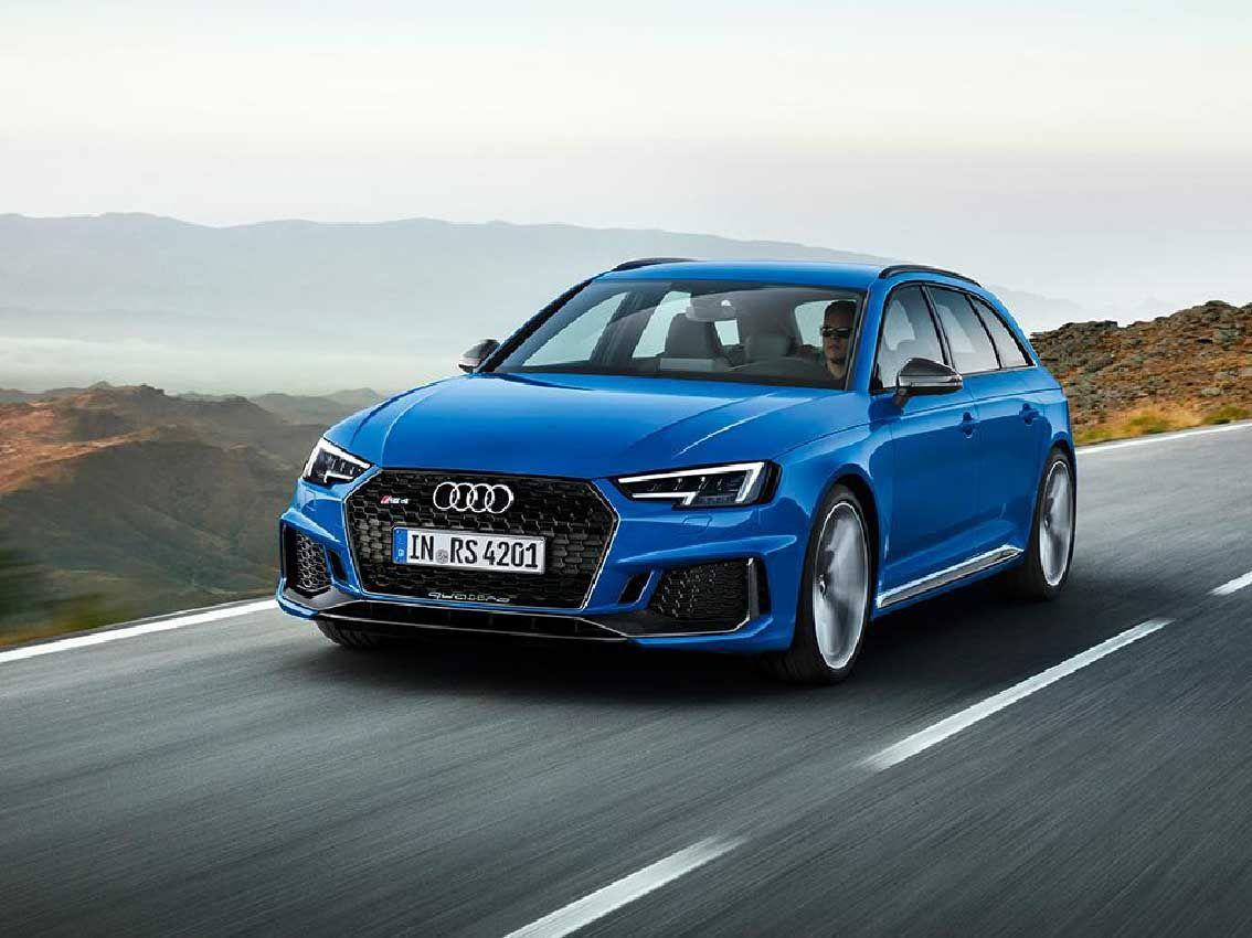 El retorno del icono RS: nuevo Audi RS 4 Avant