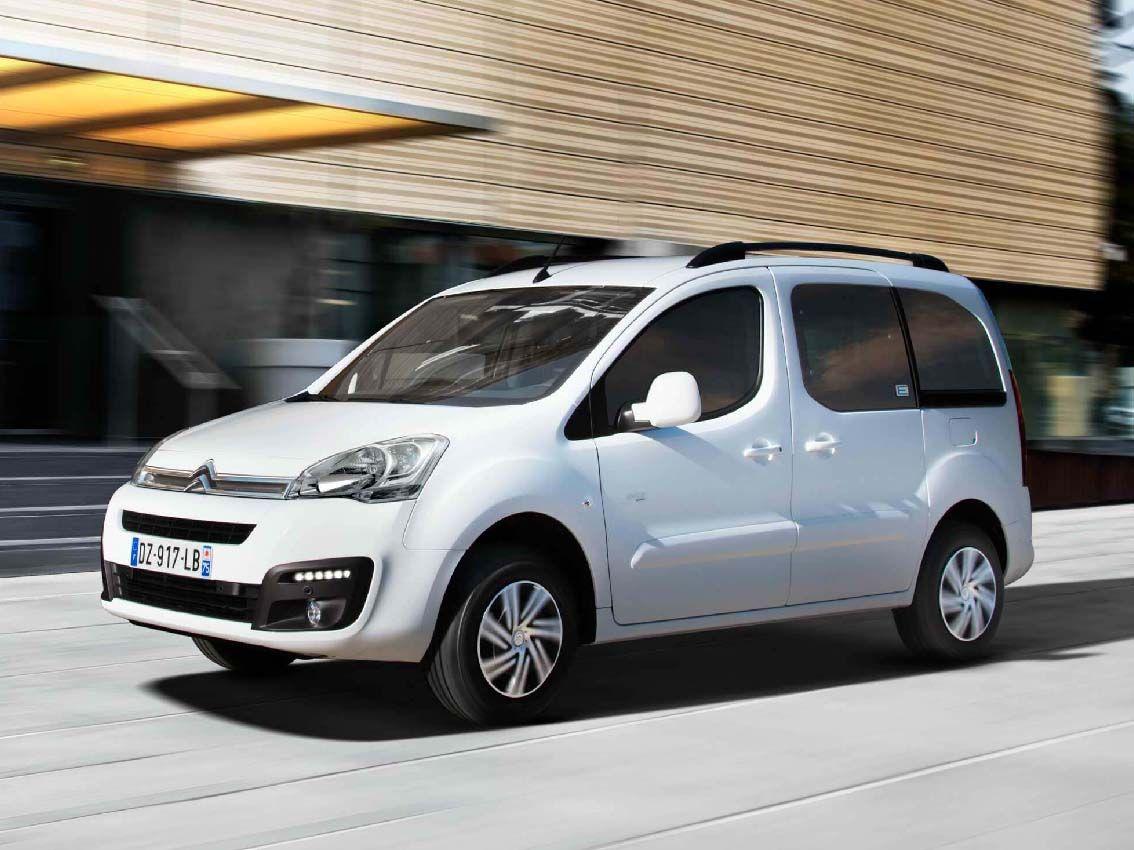 Nuevo Citroën E-Berlingo Multispace