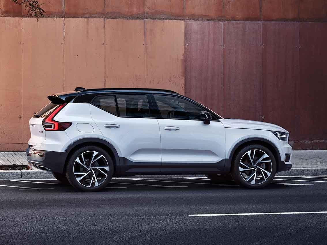 """Volvo abre los pedidos del nuevo XC40 y lanza el """"Care by Volvo"""""""