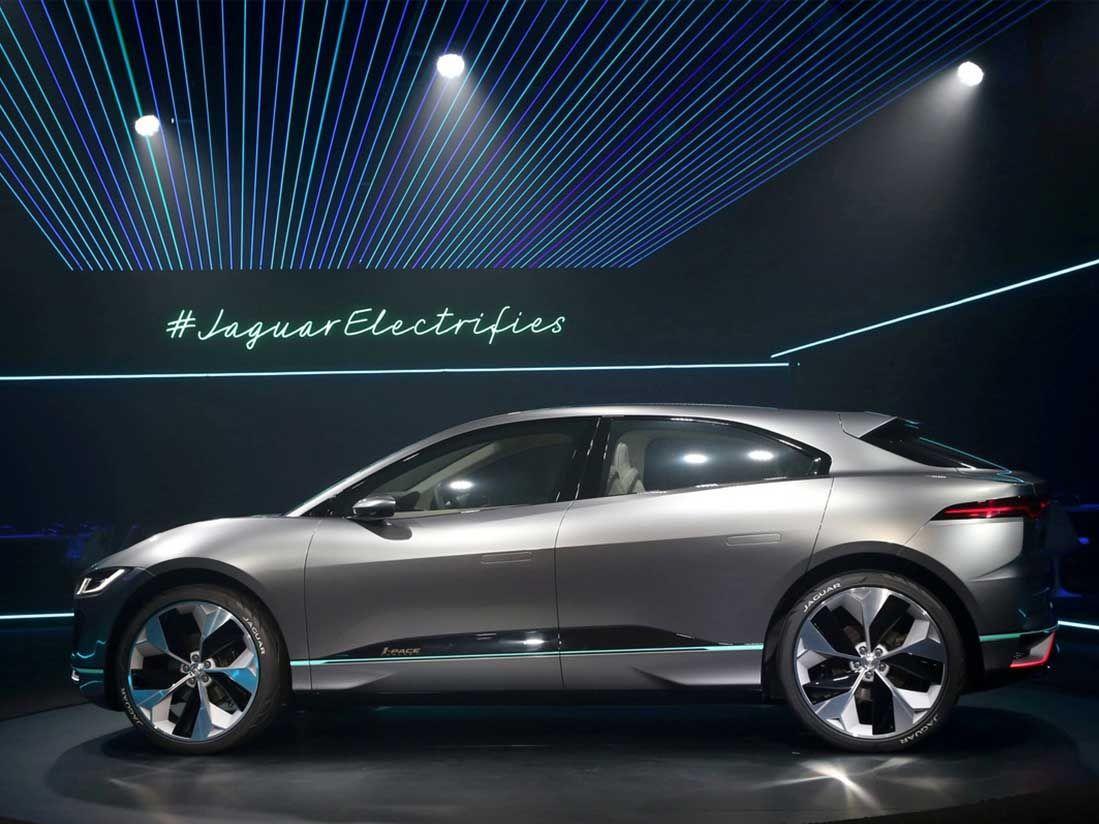 Los modelos de Jaguar y Land Rover llevarán motor eléctrico a partir de 2020