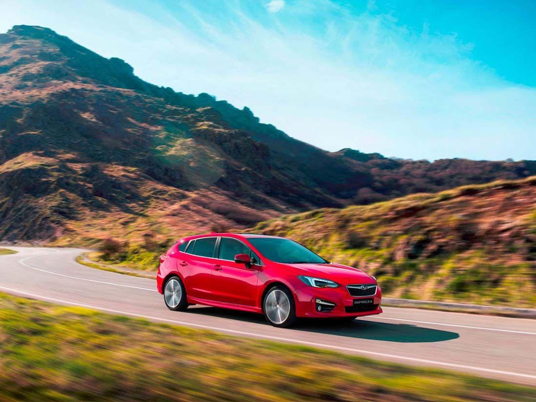 Subaru revoluciona el Salón de Frankfurt