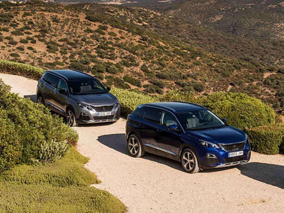 Peugeot, marca SUV favorita de los españoles