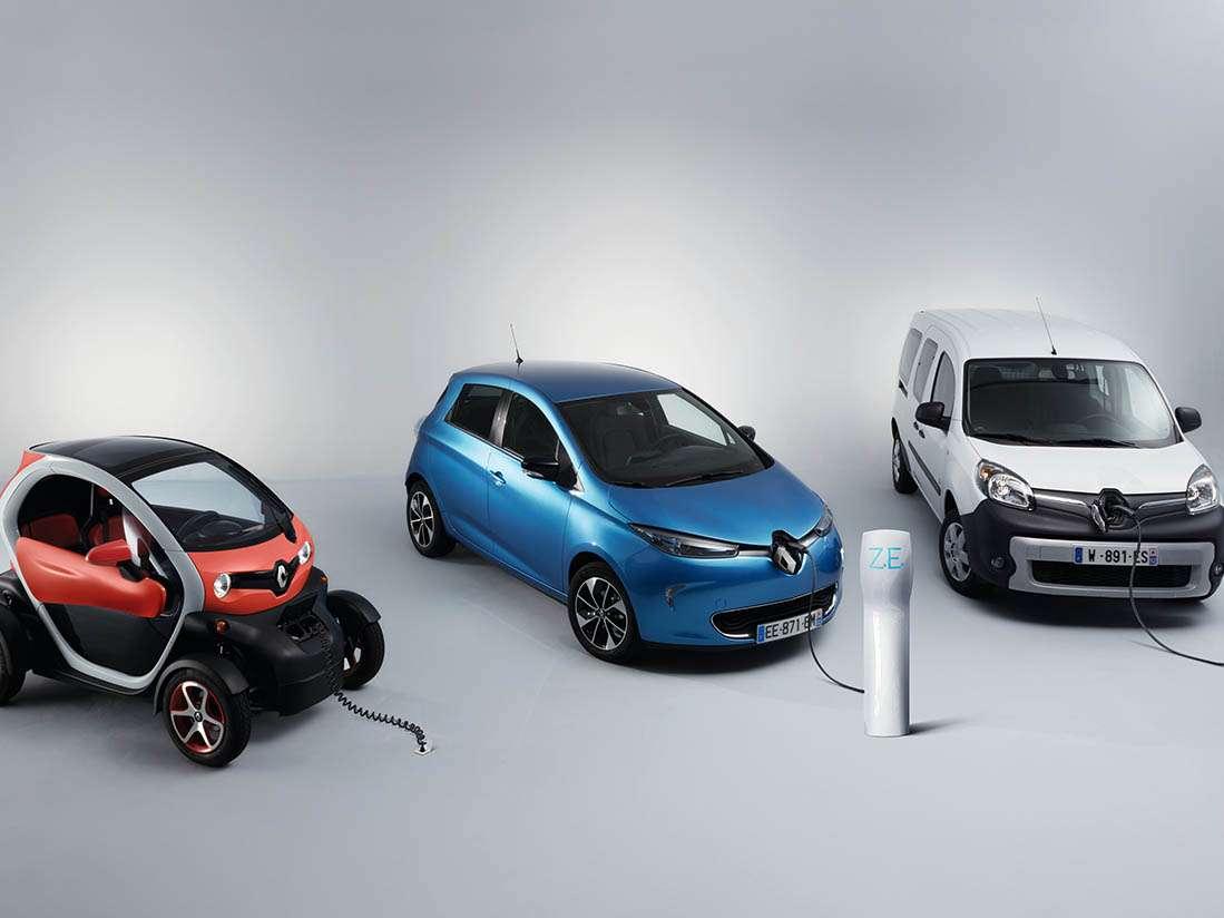 Renault, líder absoluto de la movilidad eléctrica al alcance de todos