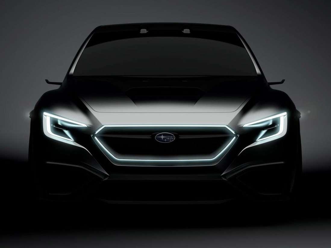 Subaru se prepara para ser protagonista en el Salón de Tokio