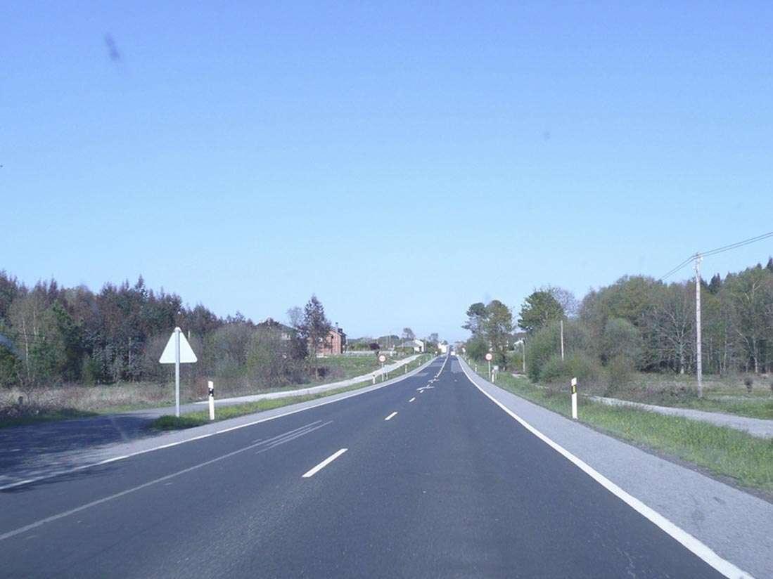 7 de cada 10 fallecidos en vías interurbanas tienen lugar en carreteras convencionales