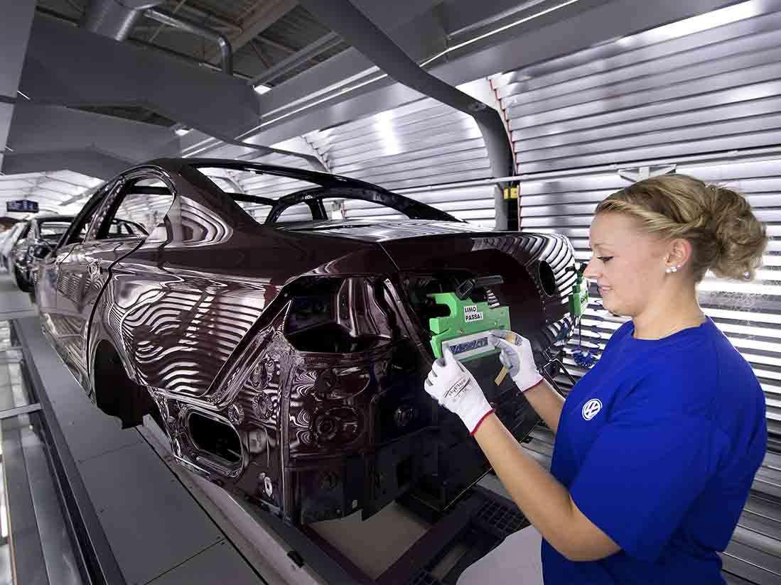 Volkswagen invertirá 22.800 millones de euros en la futura viabilidad de sus plantas alrededor del mundo