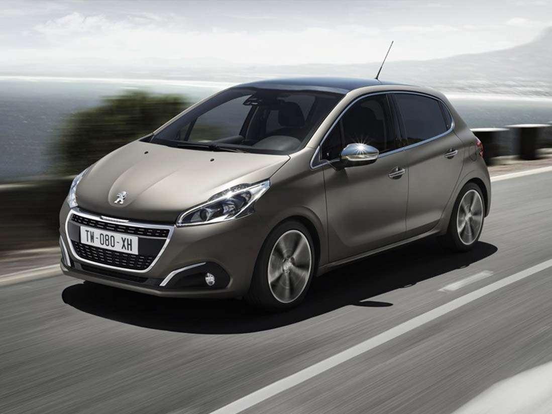 Peugeot 208 estrena Pure Efficiency en el motor PureTech 82