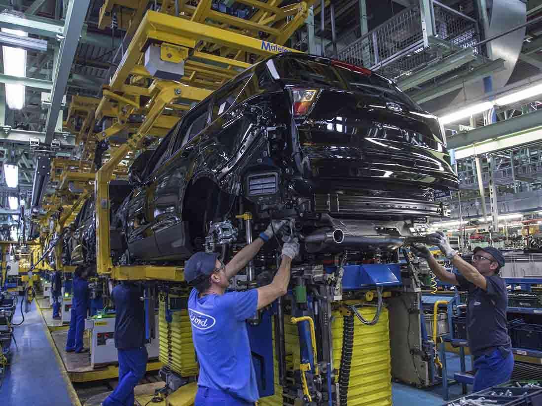Ford reafirma su compromiso con España