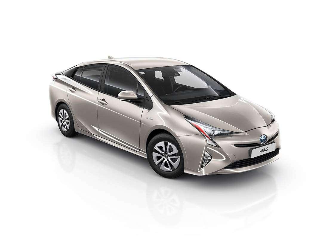 El nuevo Toyota Prius, ahora todavía más seguro
