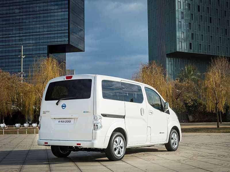 Nissan e-NV200, la furgoneta eléctrica más vendida en España en 2017