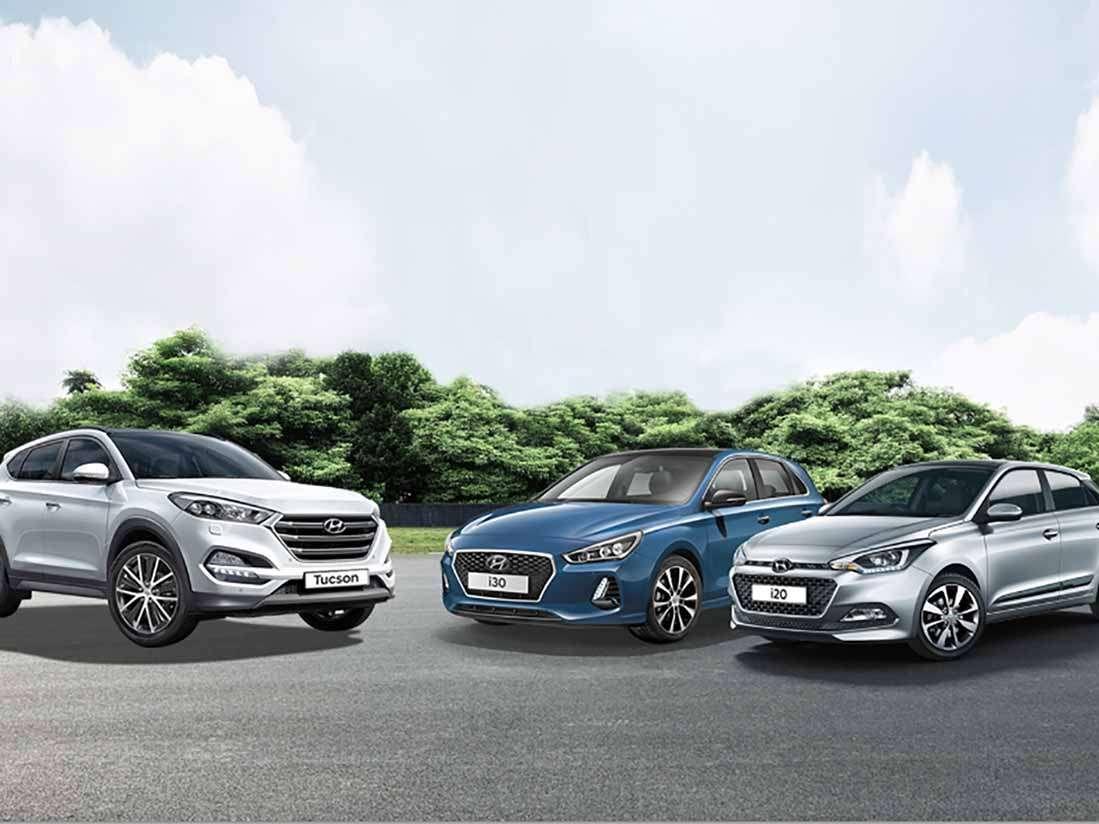 Récord de ventas de Hyundai en España