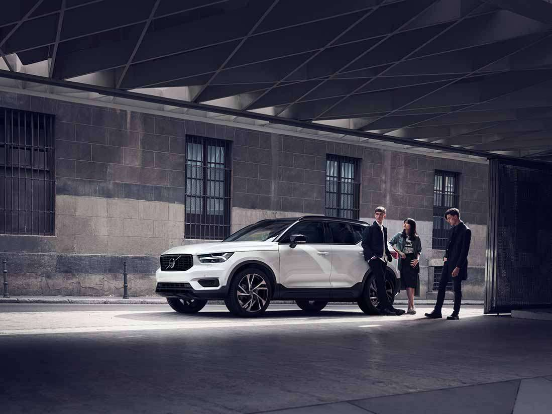 Volvo vendrà a Espanya un 12% de vehicles més el 2018