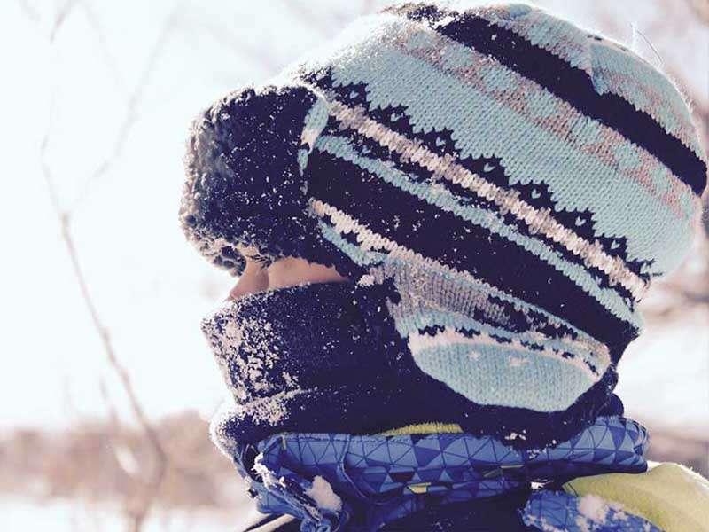 Qué ropa llevar para conducir en invierno