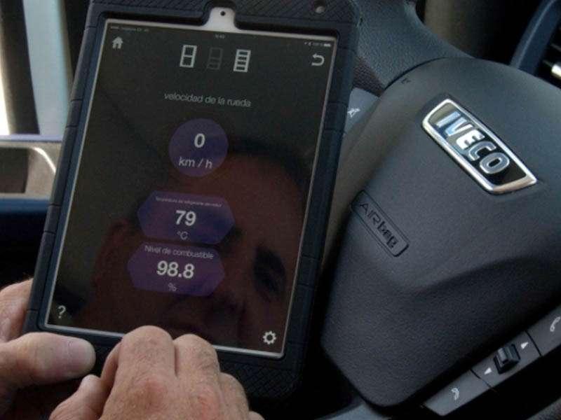 IVECO DAILY BUSINESS UP, tecnología aplicada a la vida diaria