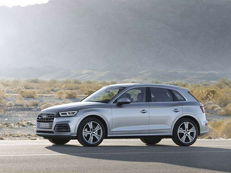Audi vuelve a liderar el segmento Premium en España por 24 años consecutivos marcando un récord de ventas mundial en 2017