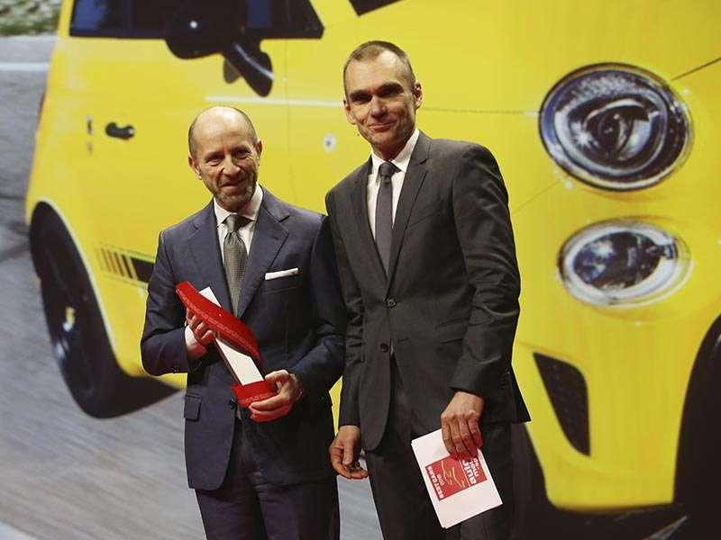 """El Abarth 595 elegido mejor """"Best Car"""" por tercer año consecutivo"""