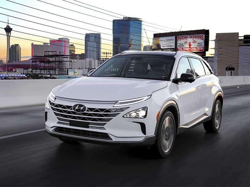 Hyundai incluye tecnologías avanzadas en el CES 2018