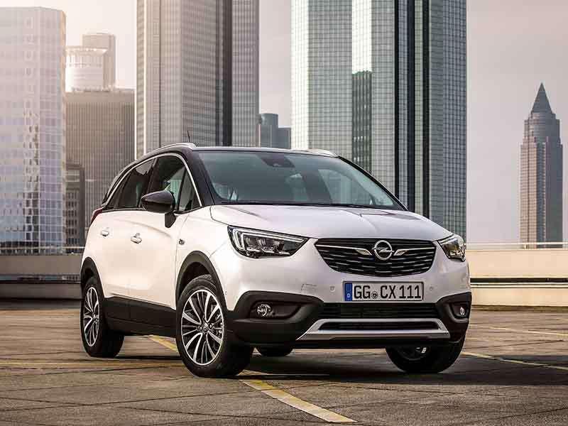 El Opel Crossland X gana el premio TodoPapás