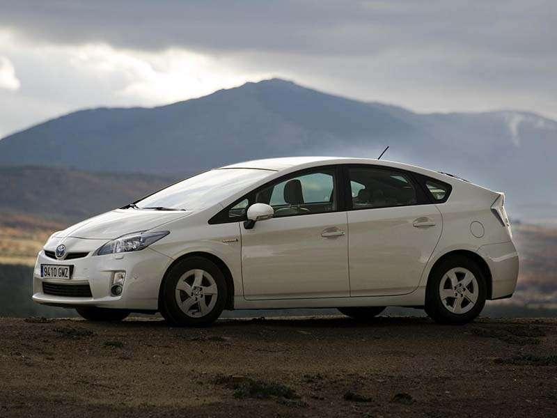 Toyota vende 1,52 millones de vehículos electrificados en 2017 y cumple el objetivo 2020 tres años antes