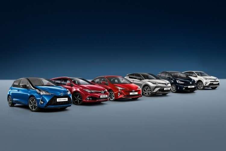Toyota reduce en un 16% las emisiones de CO2 de los vehículos nuevos vendidos en España en los últimos cinco años