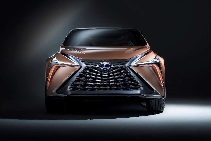El concepto LF-1 de Lexus: Provocador diseño del crossover más representativode Lexus