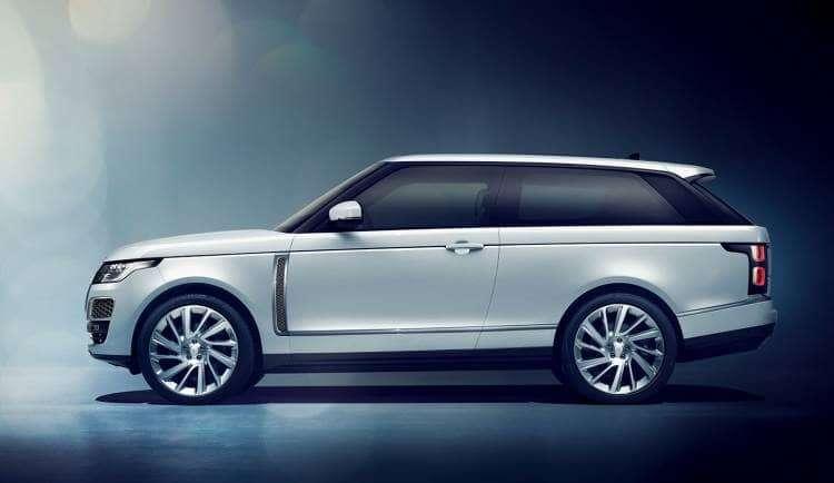 Land Rover tiene claro que el Range Rover de tres puertas es solo el principio