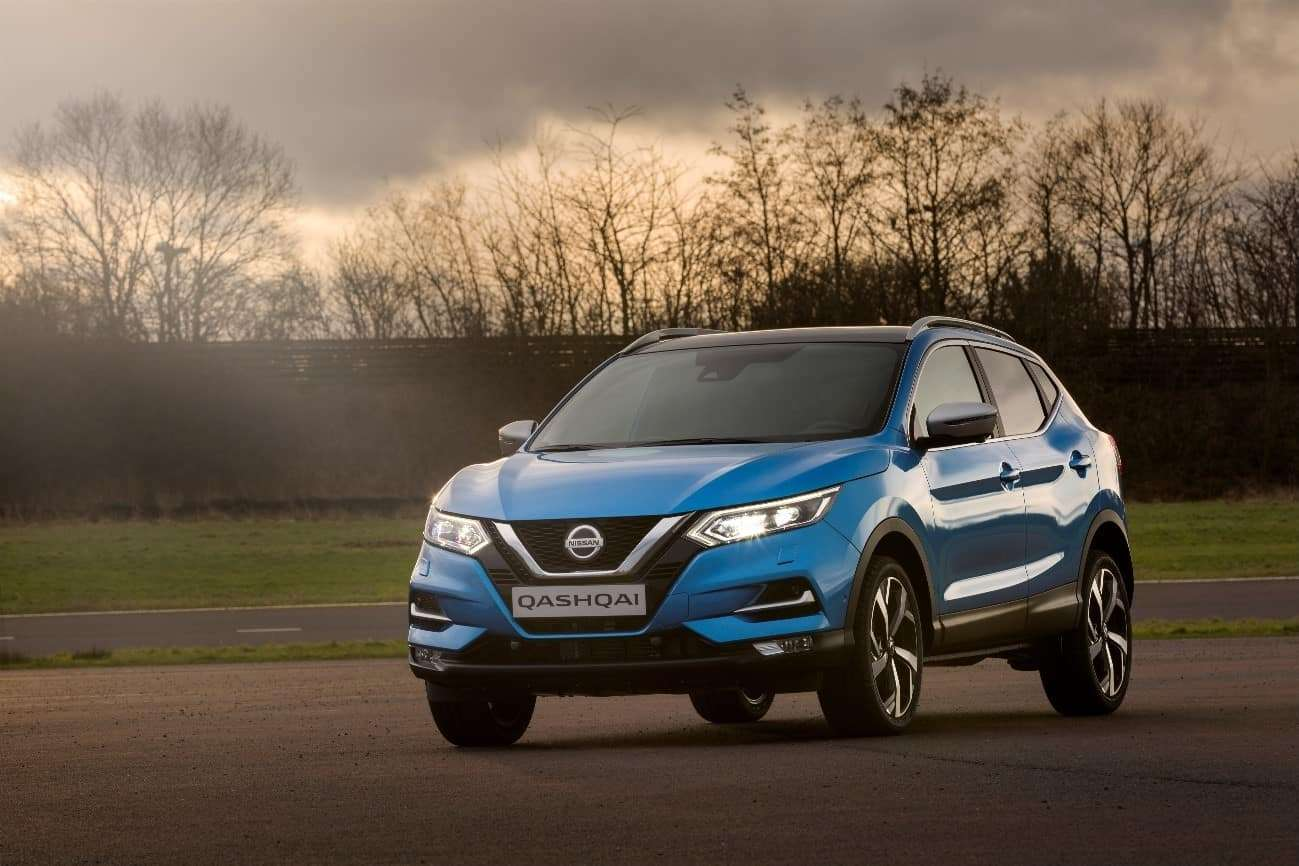 Los crossovers continúan liderando el mercado. Nissan crece un 6,7% en marzo, 4,5 puntos más que el mercado