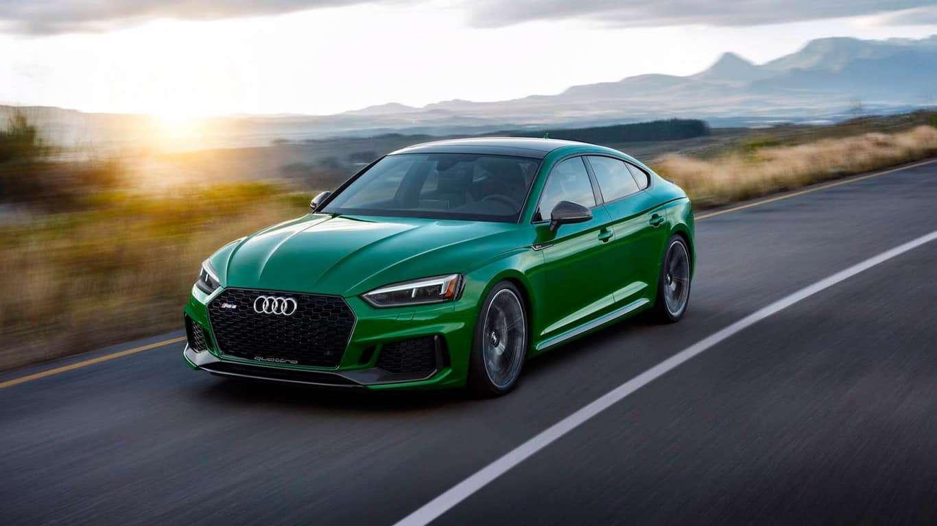 Audi RS5 Sportback: 450 CV y hasta 280 km/h