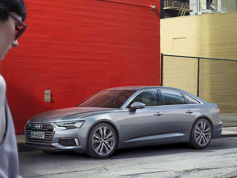 Nuevo Audi A6: Más versátil que nunca