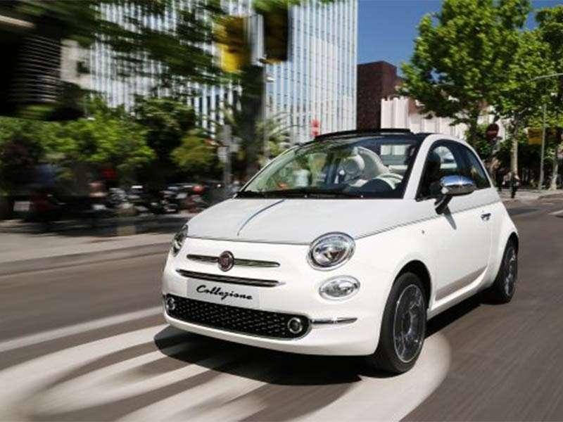 El nuevo Fiat 500 Collezione desfila en Madrid para cerrar su gira europea