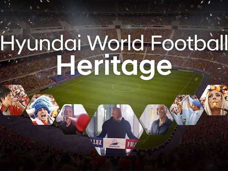 """Concurso """"Hyundai Patrimonio del Fútbol Mundial"""""""