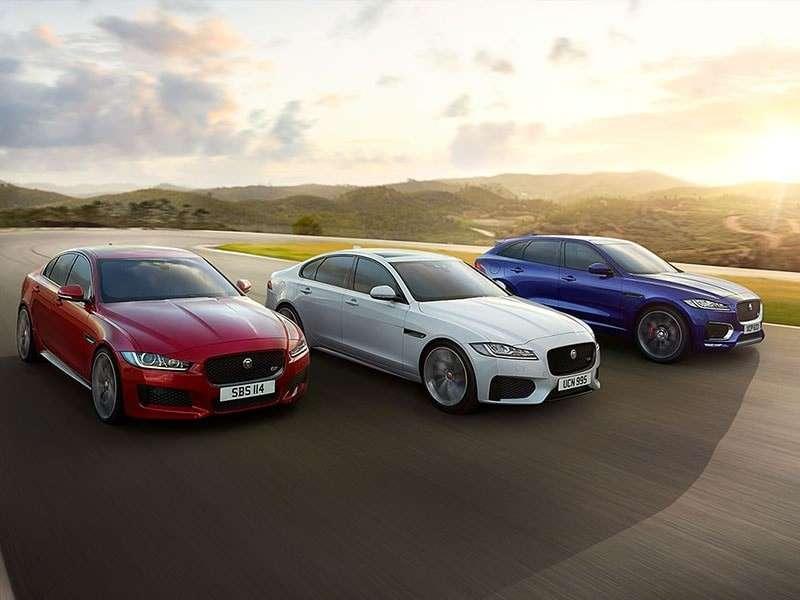 Jaguar renueva el XE, el XF y el F-Pace