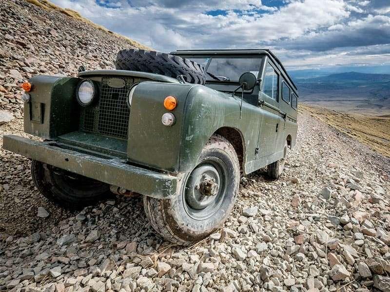 Land Rover: 70 años de éxito