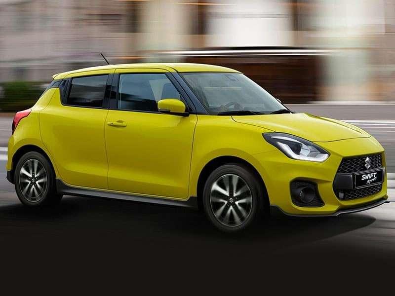 Suzuki Swift Sport, un salto de lo urbano a lo deportivo