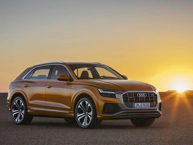 Audi Q8: la nueva imagen de la familia Q