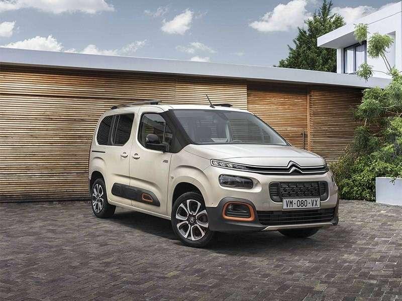 El nuevo Citroën Berlingo inicia su comercialización en España y estrena la serie especial limitada #Top