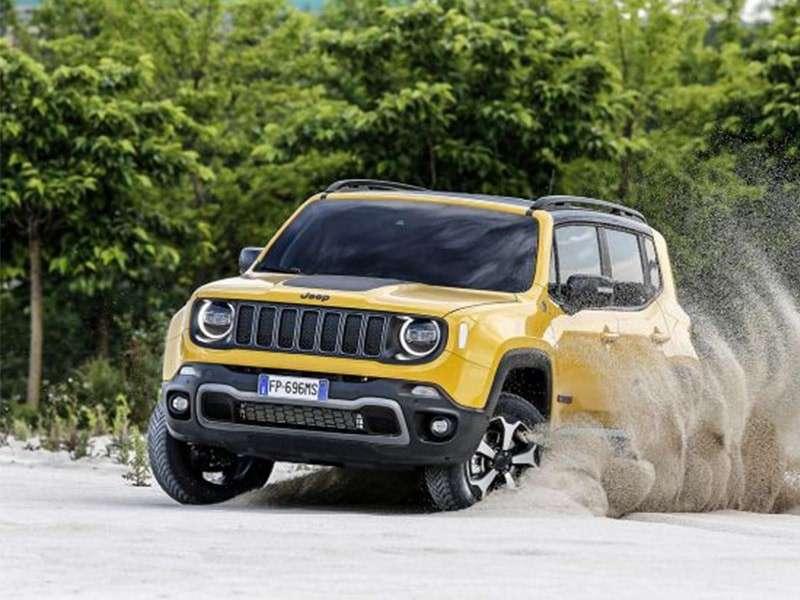 Nuevo Jeep® Renegade 2019