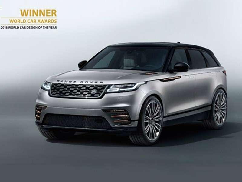 El Range Rover Velar es el vehículo más bonito del mundo