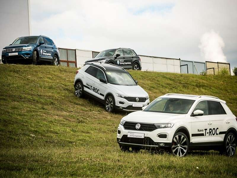 Volkswagen, 15 anys formant conductors