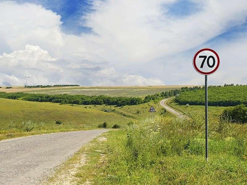 ¿Conoces bien los límites de velocidad?