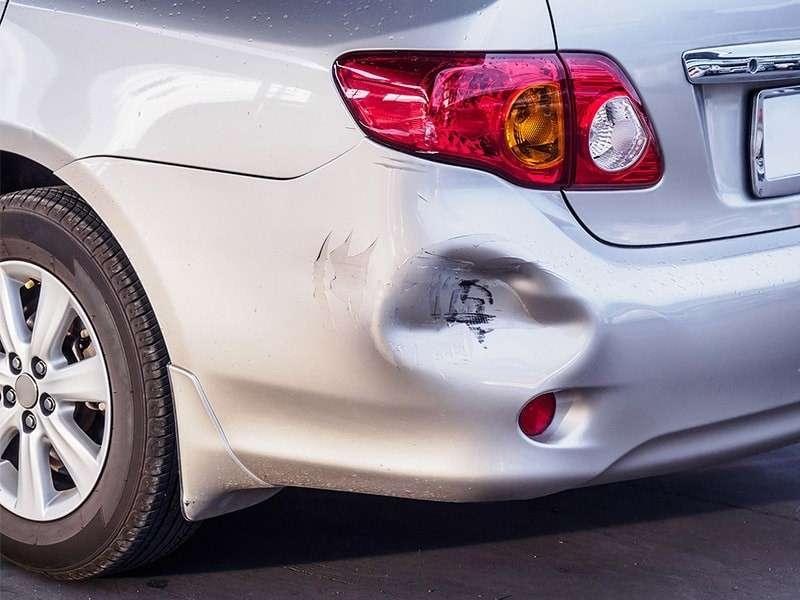 Los golpes en la carrocería de tu coche son más peligrosos de lo que parece