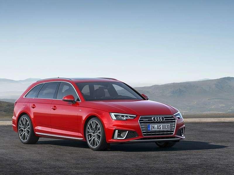 Audi A4 y A4 Avant: bestsellers en plena forma