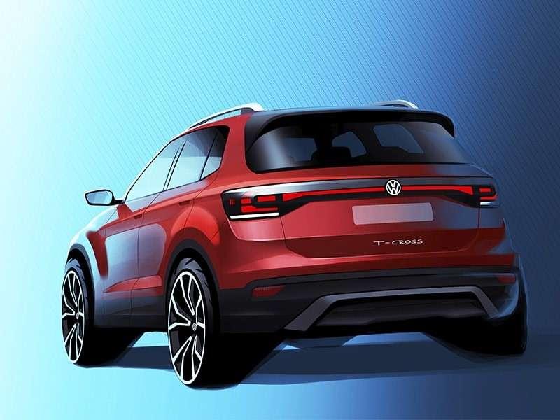T-Cross: la nueva oferta SUV de Volkswagen