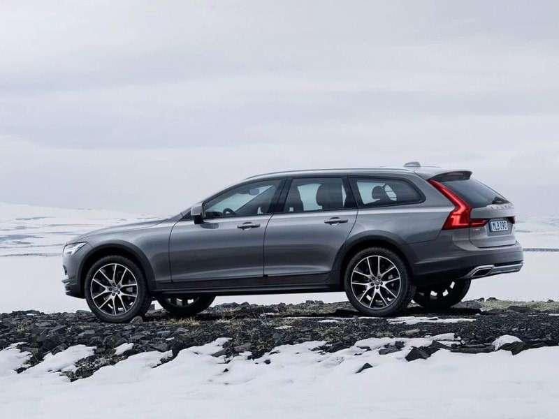 Nuevo Volvo V90 Cross Country