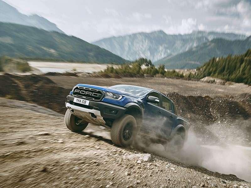 El nuevo Ford Ranger Raptor llega a Europa y será presentado en Gamescom