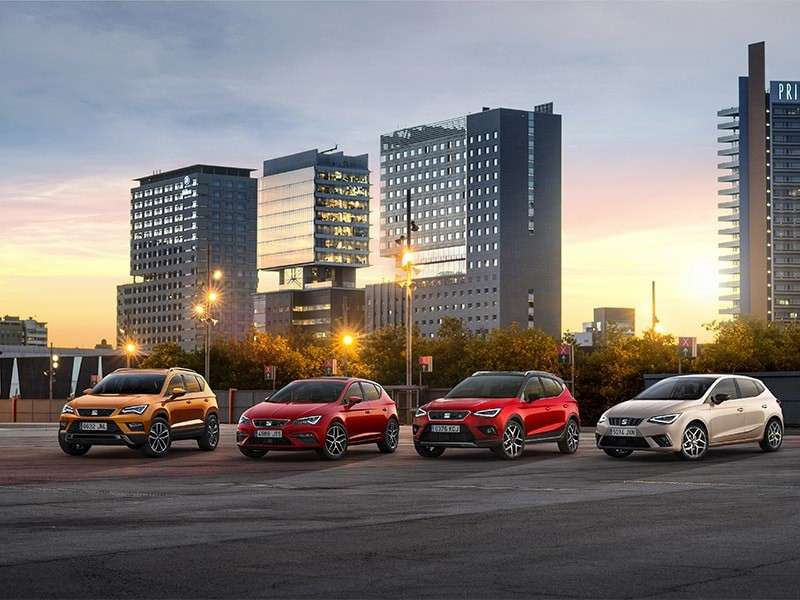 SEAT sigue batiendo récords de ventas