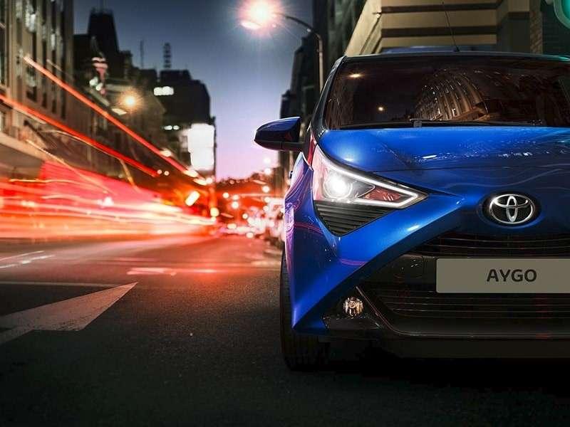 Toyota AYGO, el más seguro de su segmento