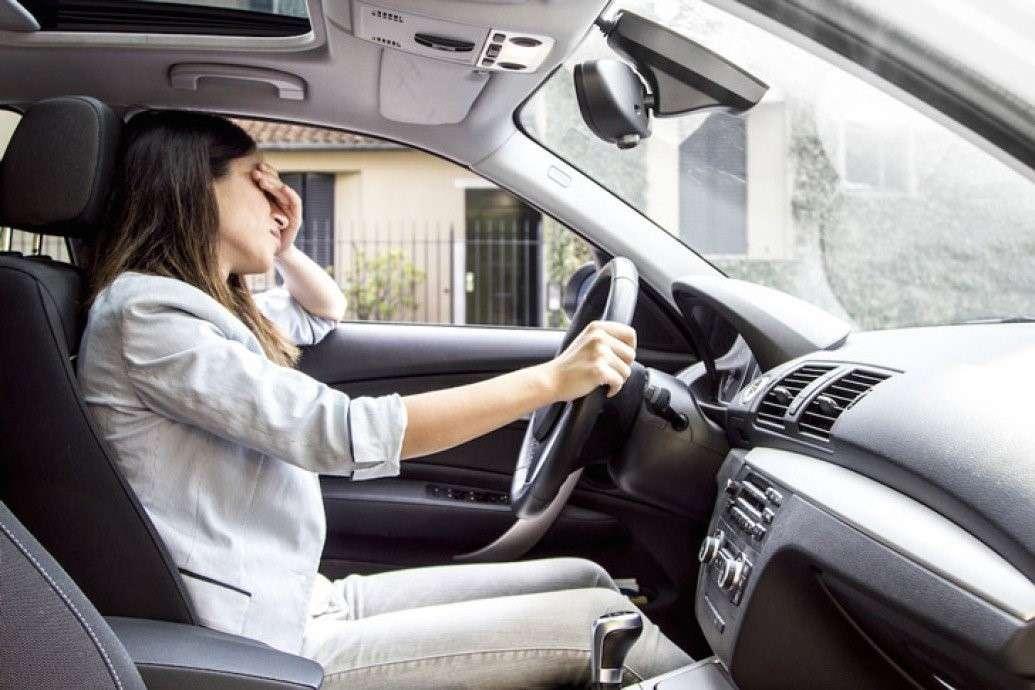 Cómo superar los nervios al conducir