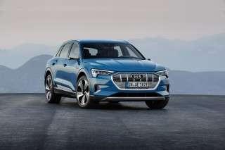 Audi e-tron: electrizantemente divertido